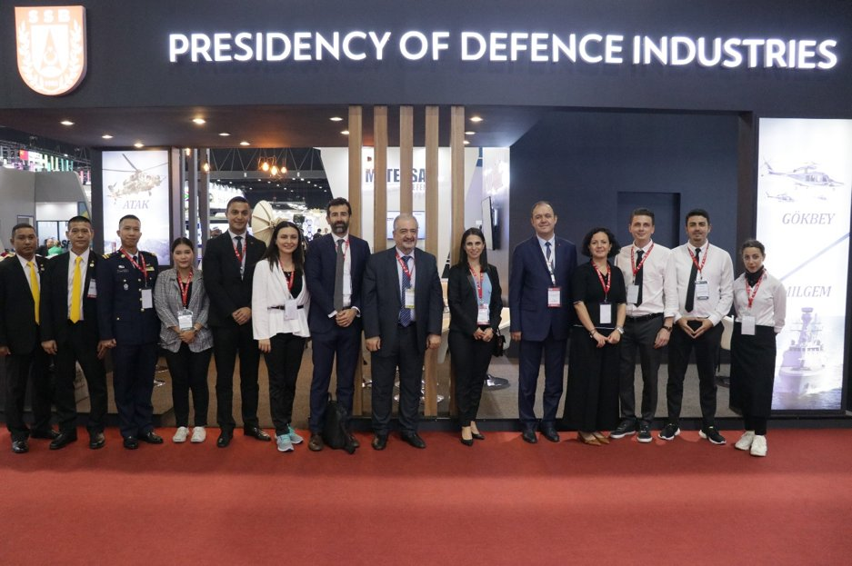 SSI, Defence & Security 2019 Fuarı'ndaydı