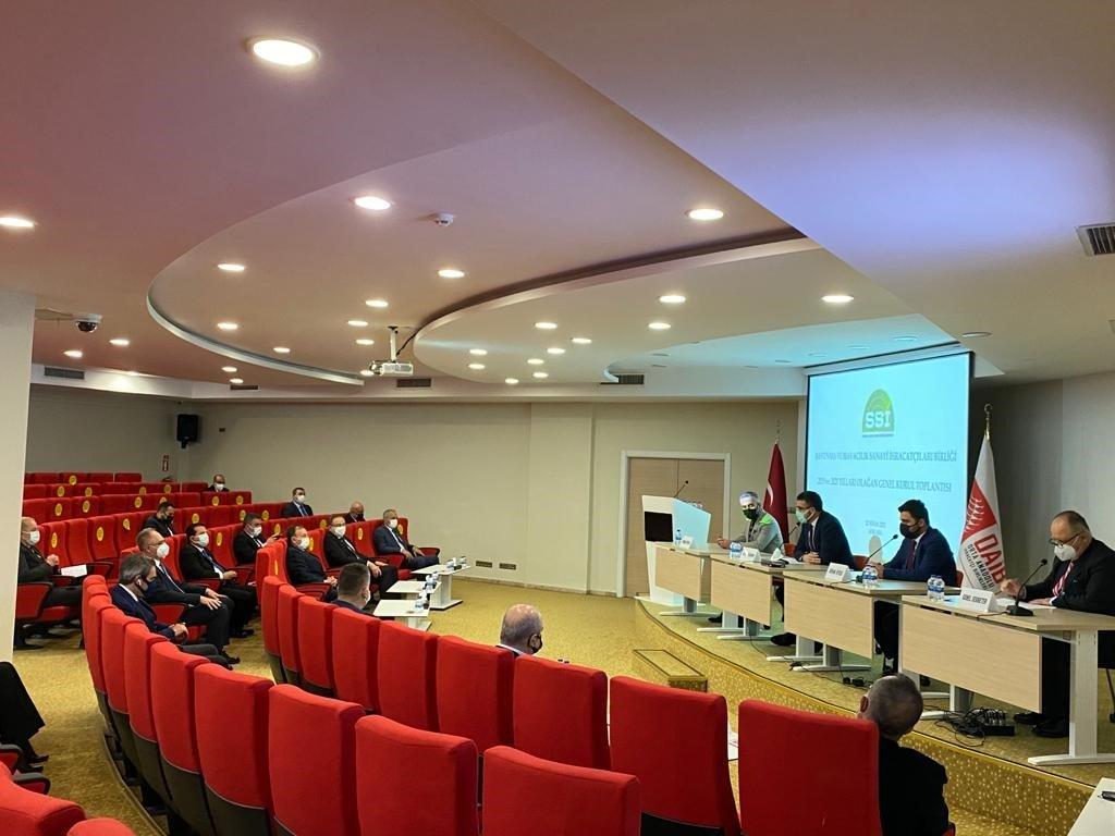 Savunma ve Havacılık Sanayi İhracatçıları Birliğinin Olağan Mali Genel Kurul Toplantısı Yapıldı